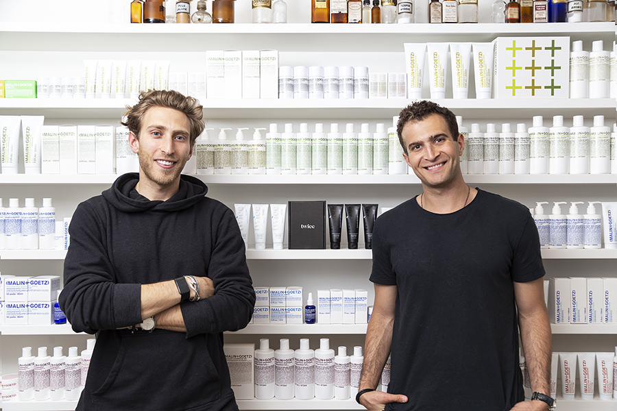 Q+A with Cody + Julian Levine, founders of Twice