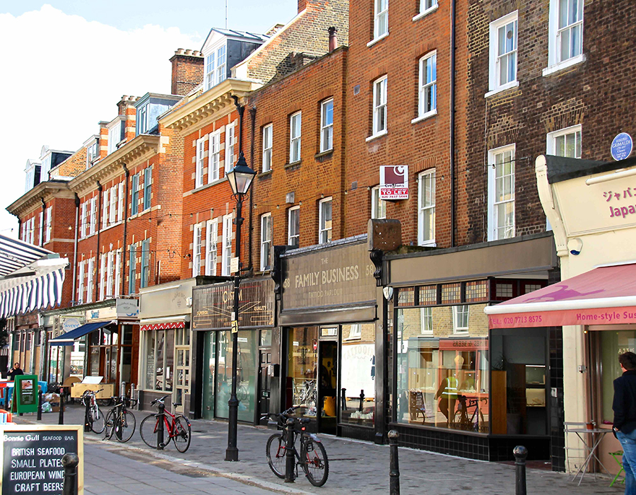 M+G Neighbourhood Guide: Islington