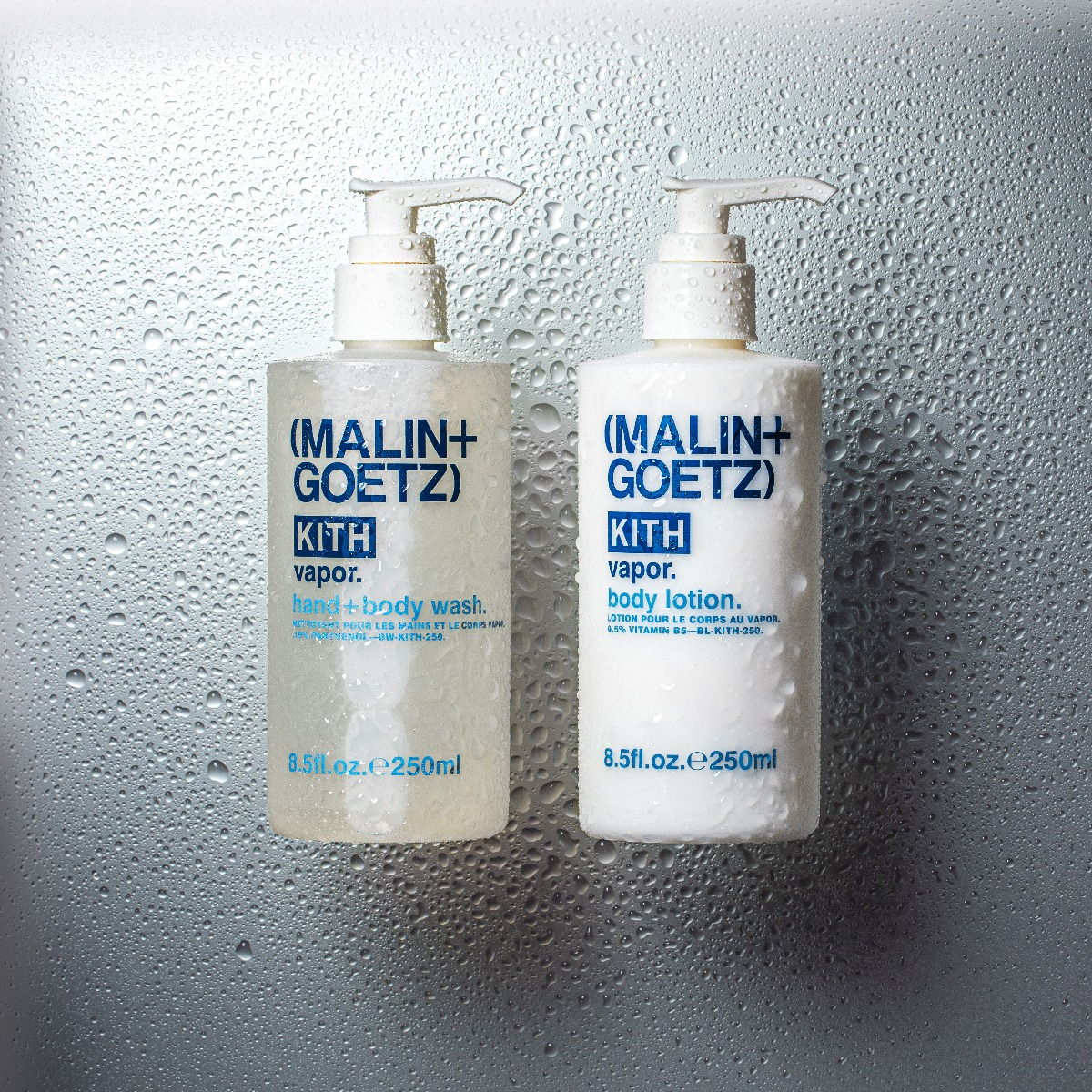 MALIN+GOETZ Kith wash and lotion