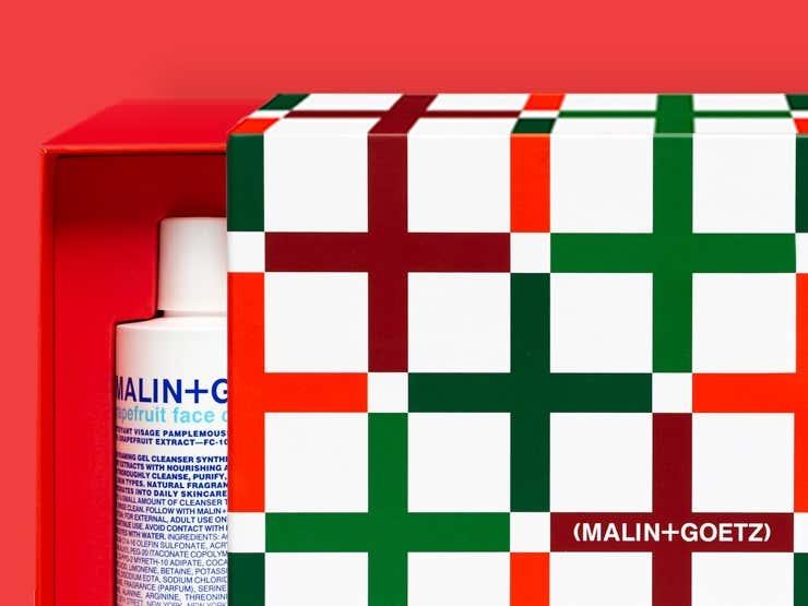 Malin + Goetz holiday gift sets