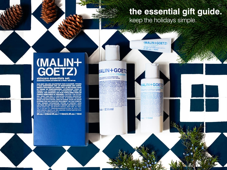 The Essential Gift Guide