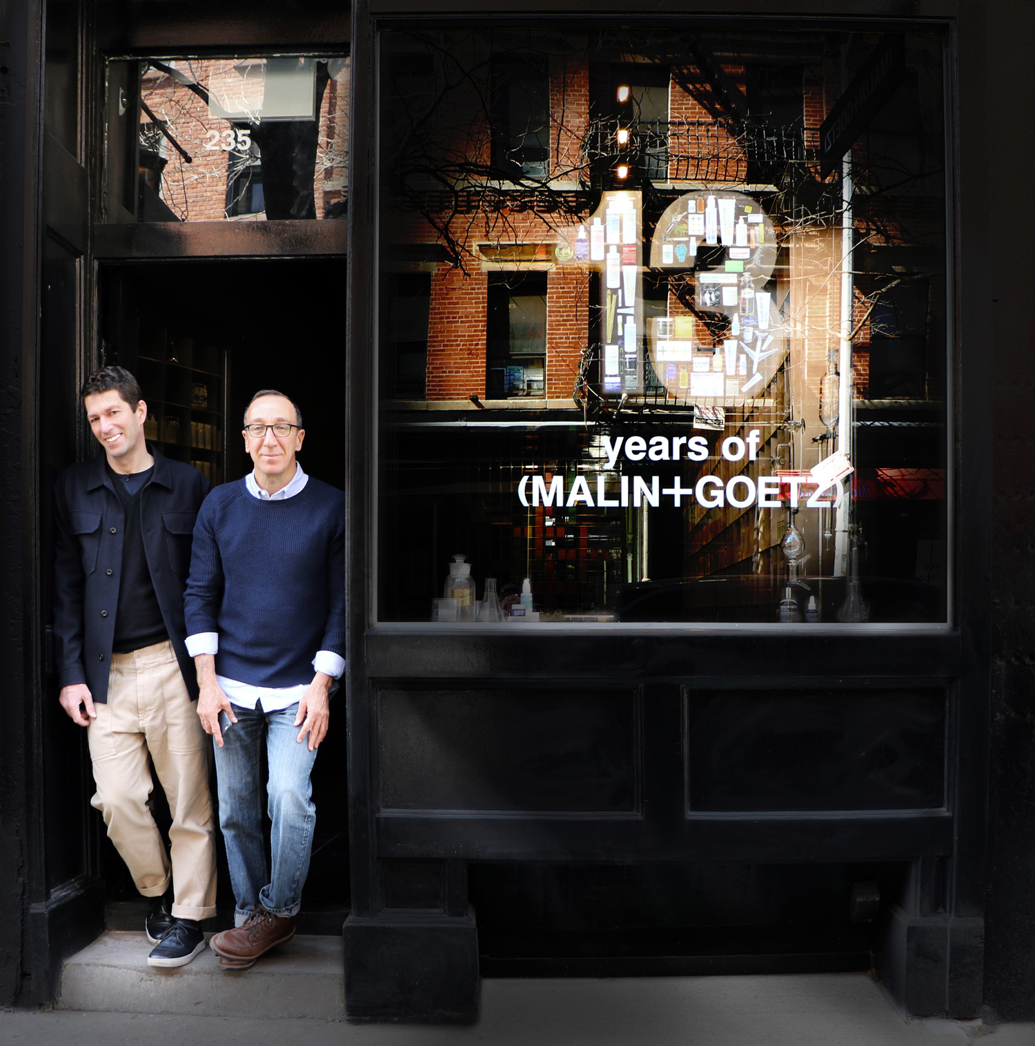 Matthew Malin and Andrew Goetz